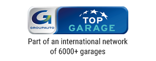Part of an international network of 6000 + garages